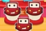 Cars Cupcakes
