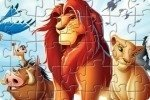 Lion King Puzzel
