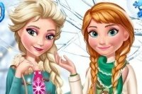 Elsa en Anna Wintertrends