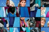 Frozen Winter Puzzel