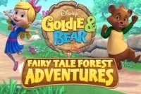 Goldie en Bear